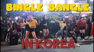 [Busking In Korea] AOA - Bingle Bangle | K-POP in Public Challenge