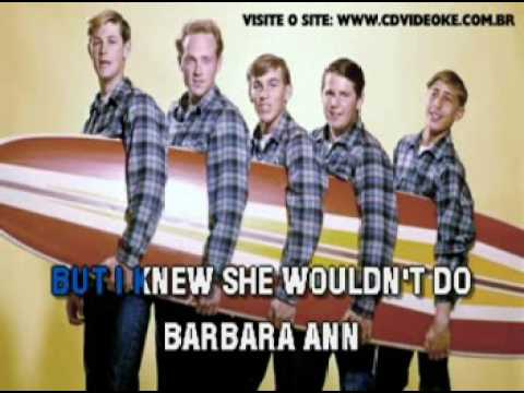 Beach Boys, The   Barbara Ann