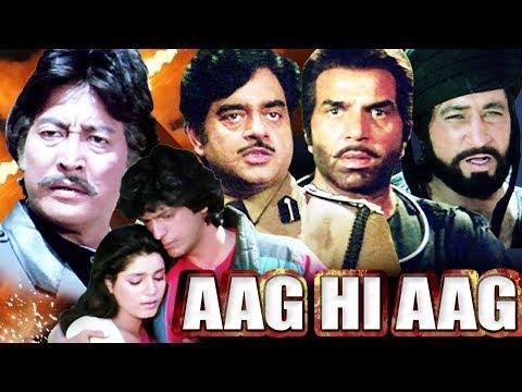Aag Hi Aag Full Movie