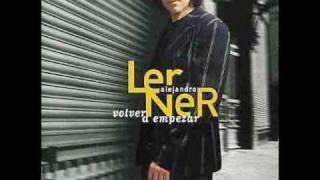 Watch Alejandro Lerner La Belleza Volver A Empezar video