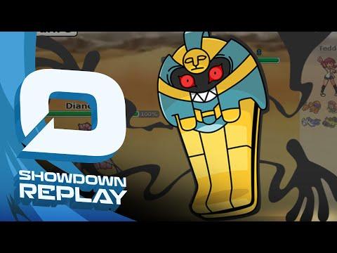 Smogon World Cup 11 Round 1: aim vs. Teddeh [ORAS OU]
