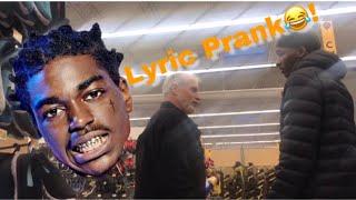 Kodak Black Lyric Prank in Public