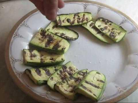 Ricetta dietetiche Zucchine alla parmigiana 40kcal
