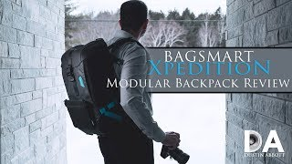 Bagsmart Xpedition Modular Backpack Review | 4K