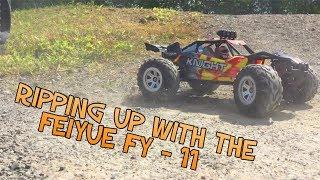 FEIYUE FY - 11 1:12 RC Racing Car