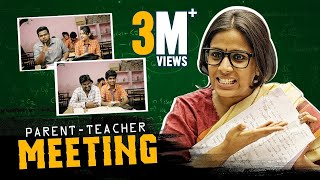 Parent - Teacher Meeting || Mahathalli || Tamada Media