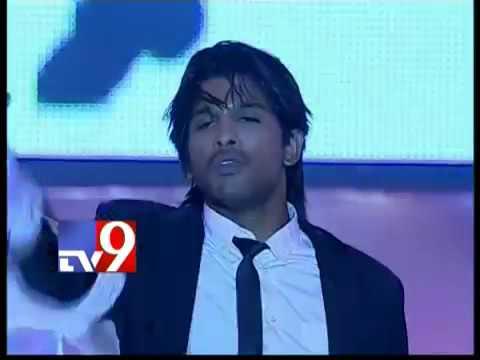 Allu Arjun dances to Michael Jackson songs   Tv9