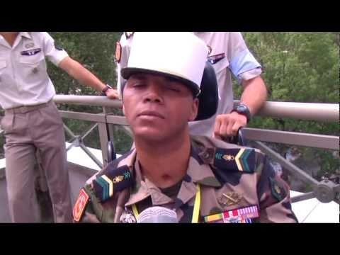 Lourdes : Témoignage d'un légionnaire français gravement blessé en Afghanistan
