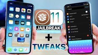 iOS 11 Jailbreak! + 10 Coolest Tweaks To Install!