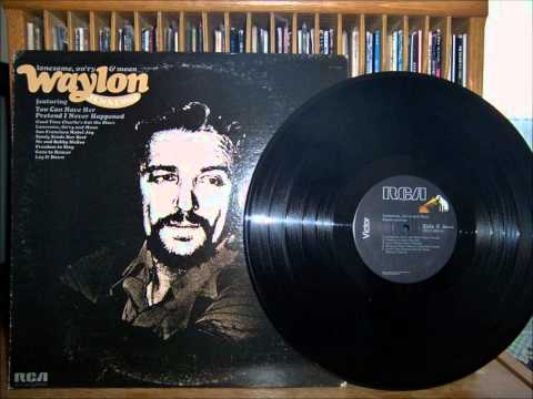 Waylon Jennings - Freedom To Stay