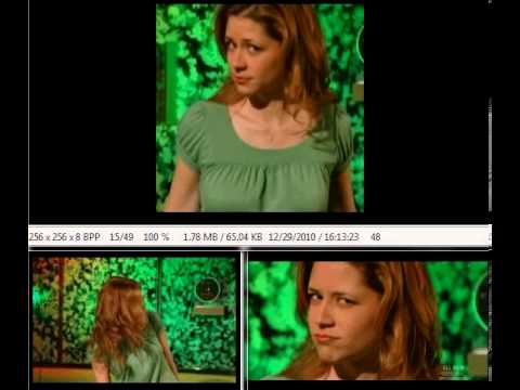 Jenna Fischer - Big Boobs Gifs.avi video