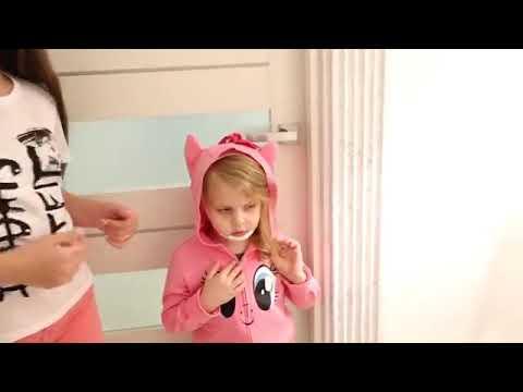 ДАНА получила ОЖОГ! ПЕРЕЕХАЛИ В НОВЫЙ ДОМ! Для Детей Funny For kids Children