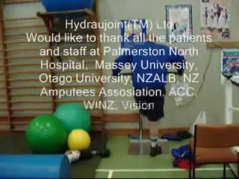 Rehabilitation and Exercise Device for Amputees