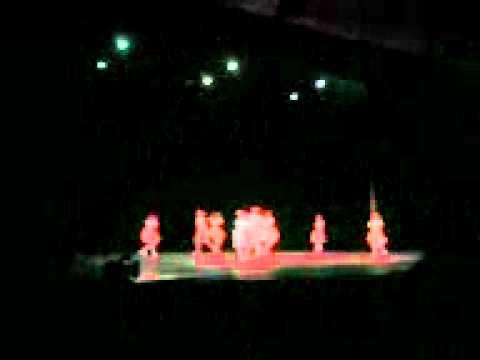 festival de dança classica em santos.