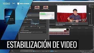 VEGAS PRO 16 #04 Estabilización de video (Tutorial)