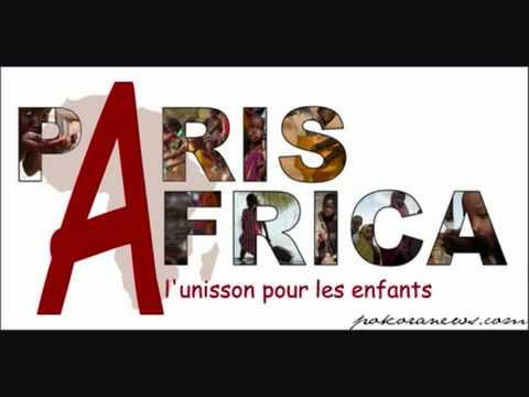 Alizée feat. Paris Africa Unicef - Des ricochets