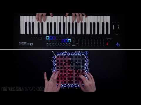 Launchpad VS Launchkey - Für Elise Dubstep Remix by Kaskobi