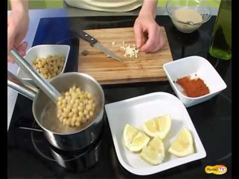 Houmous videolike - Houmous recette sans tahini ...