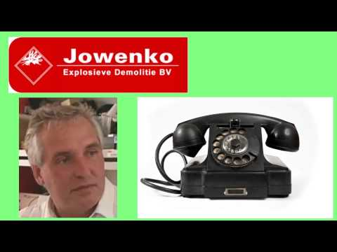 Jeff Hill's Call To Danny Jowenko - 02-22-2007 + Transcript