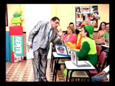El Cartel del Humor 03-08-14 P.LUCHE EN LA ESCUELITA DE MARCO AURELIO/Part 1