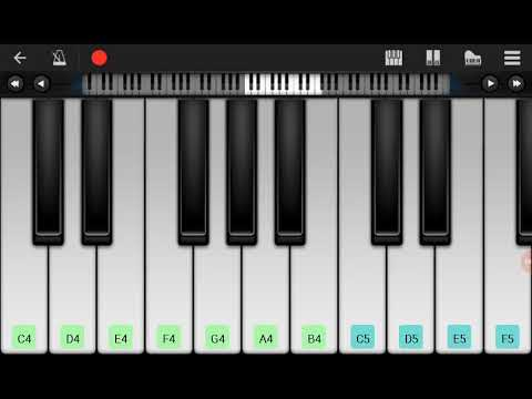 Nauka Gry Na Pianinie Kolędy ,, Lulajże Jezuniu