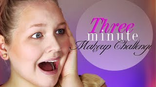 Download Lagu Three Minute Makeup Challenge! Gratis STAFABAND
