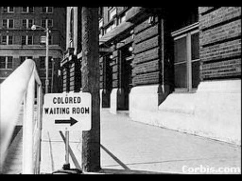 Segregation in the 1930s, 40s, 50s - YouTube