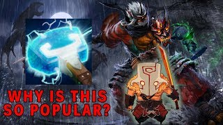 What's up with Maelstron and Juggernaut? ft EG.Arteezy