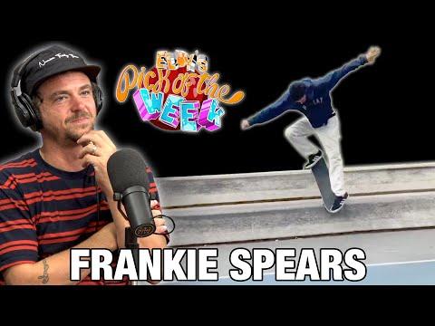 Frankie Spears - Eldy's Pick Of The Week