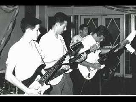 Filipino Rock Band The Kingsmen Playing