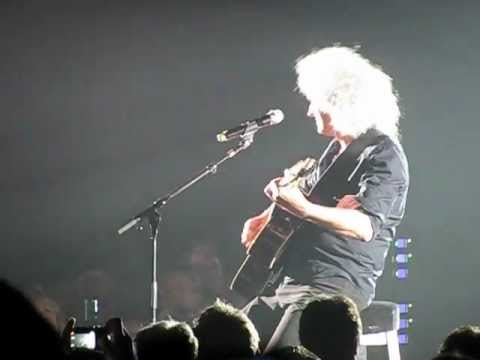 Brian May (Queen) - The Show Must Go On (Live in London, 11/07/2012)