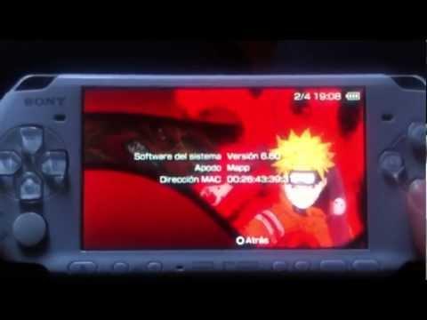 Liberar \ hackear \ piratear PSP 3000 con Firmware 6.60 instalando el 6.60 PRO C
