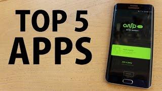 Top 5 Mejores APPS nuevas del Mes - Pro Android