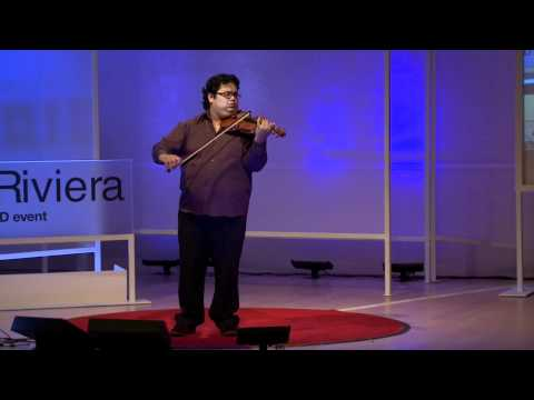 TEDxAmericanRiviera - Robert Gupta - Session One Closing Musical Performance