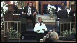 Isaiah Fevrin's Award Winning Black History Poems