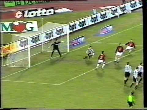 Serie A 2002/2003: Udinese vs AC Milan 1-0 - 2003.01.26 -
