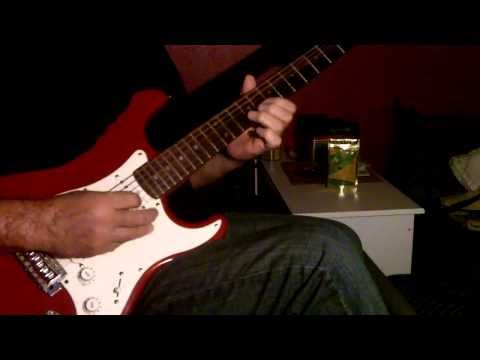 Sar jo tera chakraye Guitar Instrumental   :-)