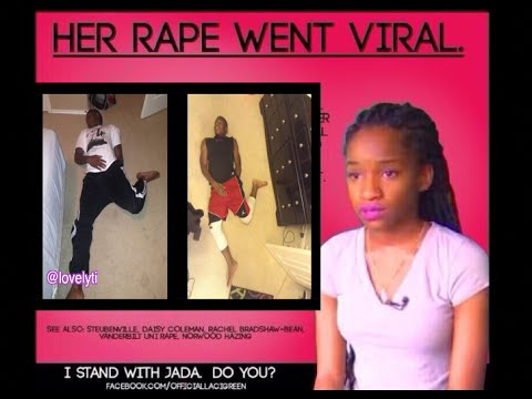 16yr old girl gets drug on twitter for speaking out about getting raped #jadapose