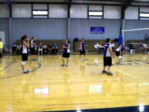 Ahoskie Christian School Volleyball (2) - 03/22/2011