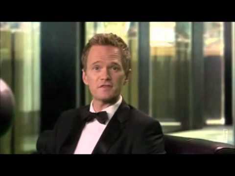 Barney Stinson's Video Cv video