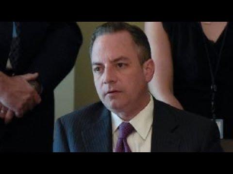 Is it fair to blame Reince Priebus for White House turmoil?