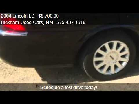2004 Lincoln LS V6 Premium - for sale in Alamogordo, NM 8831