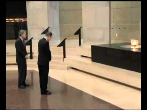 GLOBALMAXIM:  UN's BAN KI-MOON in WASHINGTON - PRES. OBAMA, HOLOCAUST MMUSEUM (UNF)