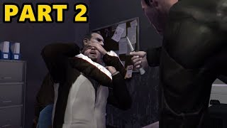 Grand Theft Auto 4 Gameplay Part 3 - Three's A Crowd