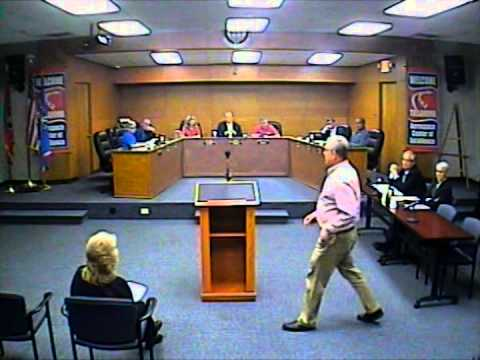 Tullahoma Board Of Mayor And Alderman Meeting 04-15-2015