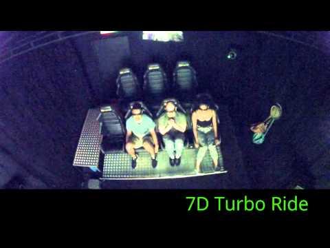 7D Turbo Ride at Poughkeepsie Galleria 360