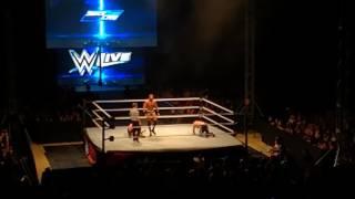 Randy Orton vs Jinder Mahal vs AJ Styles (WWE VALENCIA 2017)