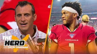 Kyler Murray's debut was impressive, but Doug Gottlieb isn't sure it will work out | NFL | THE HERD