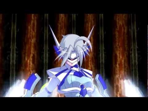 Blazblue - Calamity Trigger : All astral finishes