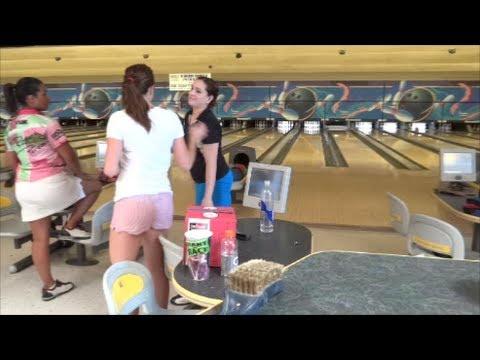 Correen Lieber vs Anggie Ramirez Championship Match 2013 JBT Summer Masters